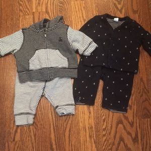 2 Baby Gap outfits